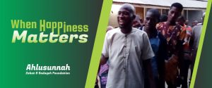 zakat and sadaqoh Nigeria